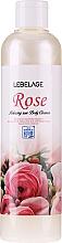 Fragrances, Perfumes, Cosmetics Shower Gel - Lebelage Relaxing Rose Body Cleanser