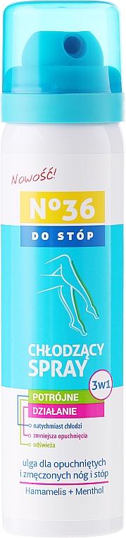 3-in-1 Cooling Foot Spray - Pharma CF No36 Foot Spray 3In1