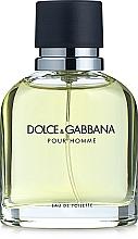 Fragrances, Perfumes, Cosmetics Dolce & Gabbana Pour Homme - Eau de Toilette