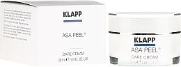 Fragrances, Perfumes, Cosmetics Facial Peeling Cream - Klapp ASA Peel Cream ACA