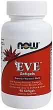 Fragrances, Perfumes, Cosmetics Women's Multivitamin Softgel Capsules - Now Foods Eve Womans Multi Softgels