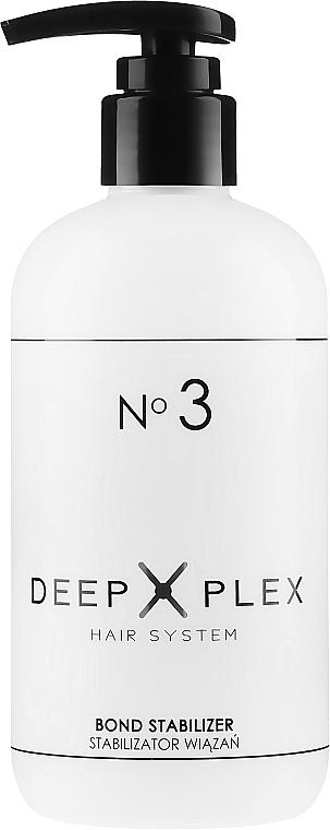 Hair Stabilizer - Stapiz Deep Plex No.3 Bond Stabilizer