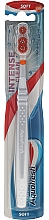 Fragrances, Perfumes, Cosmetics Soft Toothbrush Intense Clean, red with white - Aquafresh Intense Clean Soft