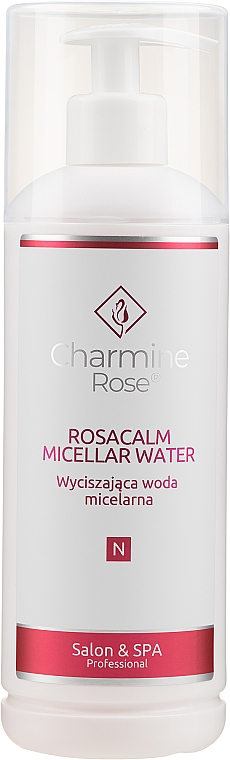 Soothing Micellar Water - Charmine Rose Rosacalm Micellar Water — photo N3