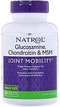 Fragrances, Perfumes, Cosmetics Glucosamine, Chondroitin & MSM - Natrol Glucosamine, Chondroitin & MSM