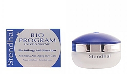 Fragrances, Perfumes, Cosmetics Day Cream for Face - Stendhal Bio Program Bio Anti-Age Anti-Stress Jour