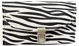 "Fragrances, Perfumes, Cosmetics 5-piece Manicure Set ""Zebra"" - Surgana"
