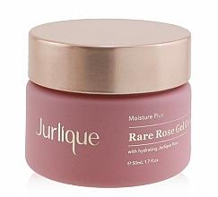 Fragrances, Perfumes, Cosmetics Moisturizing Face Gel - Jurlique Moisture Plus Rare Rose Gel Cream