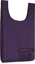 "Fragrances, Perfumes, Cosmetics Convertible Bag, purple ""Smart Bag"", in case - MakeUp"