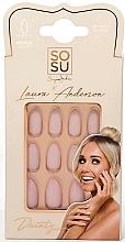 Fragrances, Perfumes, Cosmetics Fake Nails Set - Sosu by SJ False Nails Medium Stiletto Laura Anderson Dainty