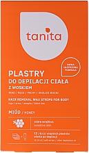 Fragrances, Perfumes, Cosmetics Honey Depilatory Body Wax - Tanita Hair Removal Wax Strips For Body