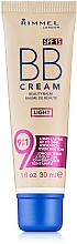 Fragrances, Perfumes, Cosmetics BB-Cream - Rimmel Beauty Balm BB Cream 9-in-1 SPF 15