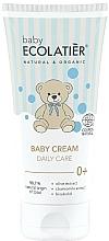 Fragrances, Perfumes, Cosmetics Baby Daily Cream - Ecolatier Baby Daily Care