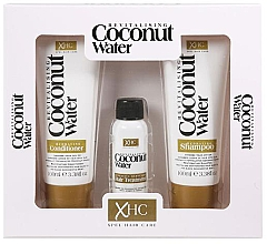 Fragrances, Perfumes, Cosmetics Set - Xpel Marketing Ltd Coconut Water Revitalising (shm/100 ml + cond/100 ml + ser/30 ml)