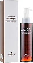 Fragrances, Perfumes, Cosmetics Makeup Remover Hydrophilic Oil - The Skin House Essential Cleansing Oil