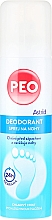 Fragrances, Perfumes, Cosmetics Foot Deodorant - Astrid Foot Deodorant Spray Peo
