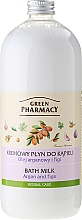"Fragrances, Perfumes, Cosmetics Bath Milk ""Argan & Fig"" - Green Pharmacy"