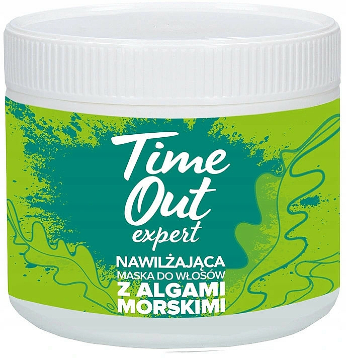 Seaweed Hair Mask - Time Out