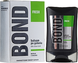 Fragrances, Perfumes, Cosmetics After Shave Balm - Bond Fresh After Shave Balm