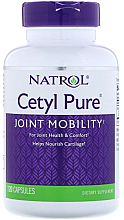 Fragrances, Perfumes, Cosmetics Cetyl Myristoleate - Natrol Cetyl Pure Joint Mobility