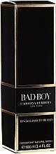 Fragrances, Perfumes, Cosmetics Carolina Herrera Bad Boy - Deodorant