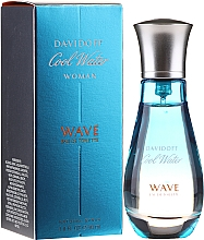 Fragrances, Perfumes, Cosmetics Davidoff Cool Water Wave Woman 2018 - Eau de Toilette