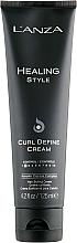 Fragrances, Perfumes, Cosmetics Curl Define Cream - Lanza Healing Style Curl Define