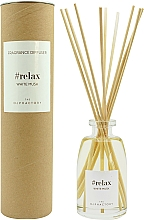 Fragrances, Perfumes, Cosmetics White Musk Reed Diffuser - Ambientair The Olphactory Relax White Musk