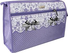 Fragrances, Perfumes, Cosmetics Makeup Bag, 96105, purple - Top Choice