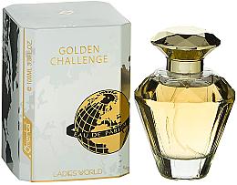 Fragrances, Perfumes, Cosmetics Omerta Golden Challenge Ladies World - Eau de Parfum