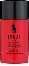 Fragrances, Perfumes, Cosmetics Ralph Lauren Polo Red - Deodorant-Stick