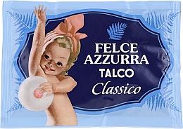 Fragrances, Perfumes, Cosmetics Body Talcum Powder - Felce Azzurra Classic Talcum Powder