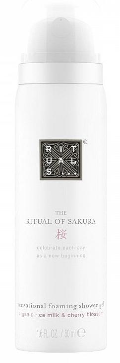 Bubble Bath - Rituals Sakura Foaming Shower Gel
