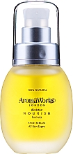 Fragrances, Perfumes, Cosmetics Nourishing Face Serum - AromaWorks Nourish Face Serum