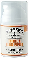 Fragrances, Perfumes, Cosmetics After Shave Hydrator - Scottish Fine Soaps Mens Grooming Thistle & Black Pepper Moisturiser