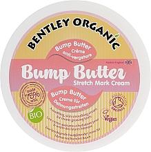 Fragrances, Perfumes, Cosmetics Anti-Stretch Cream-Butter - Bentley Organic Bump Butter