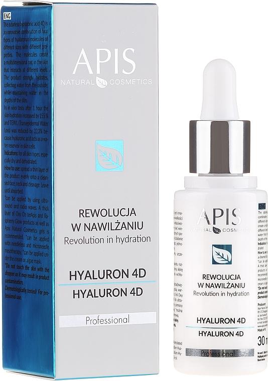 Hyaluronic Acid - APIS Professional 4D Hyaluron