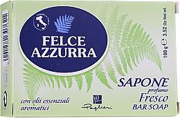 "Fragrances, Perfumes, Cosmetics Soap ""Fresh"" - Paglieri Azzurra Soap"