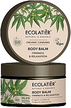 "Fragrances, Perfumes, Cosmetics Body Balm ""Firmness and Relaxation"" - Ecolatier Organic Cannabis Body Balm"