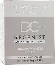 Fragrances, Perfumes, Cosmetics Anti-Wrinkle Day Cream 40+ - Dermedic Regenist ARS 4 Phytohial Day Firming Wrinkle Cream