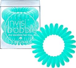 Fragrances, Perfumes, Cosmetics Hair Ring, 3 pcs - Invisibobble Original Mint To Be