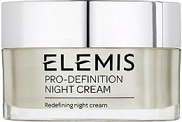 Fragrances, Perfumes, Cosmetics Lifting Night Face Cream - Elemis Pro-Definition Night Cream