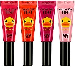 Fragrances, Perfumes, Cosmetics Lip Tint - G9Skin Color Tok Tint
