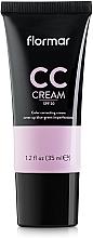 Fragrances, Perfumes, Cosmetics Anti Dark Circles CC Cream - Flormar CC Cream Anti-Dark Circles