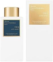 Fragrances, Perfumes, Cosmetics Maison Francis Kurkdjian Oud Satin Mood - Body Cream