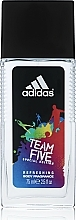 Fragrances, Perfumes, Cosmetics Adidas Team Five - Deodorant Spray