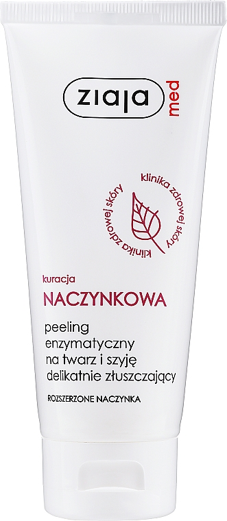 Enzymatic Face Peeling - Ziaja Med Peeling Enzymatic
