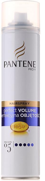 Ultra Strong Hold Hair Spray - Pantene Pro-V Volumen Pur Hair Spray — photo N1