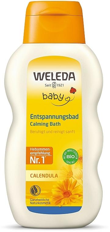 Bath Liquid for Infants - Weleda Calendula-Bad — photo N1