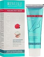 Fragrances, Perfumes, Cosmetics Foot Peeling Mask - Revuele Professional Care Peeling Feet Mask